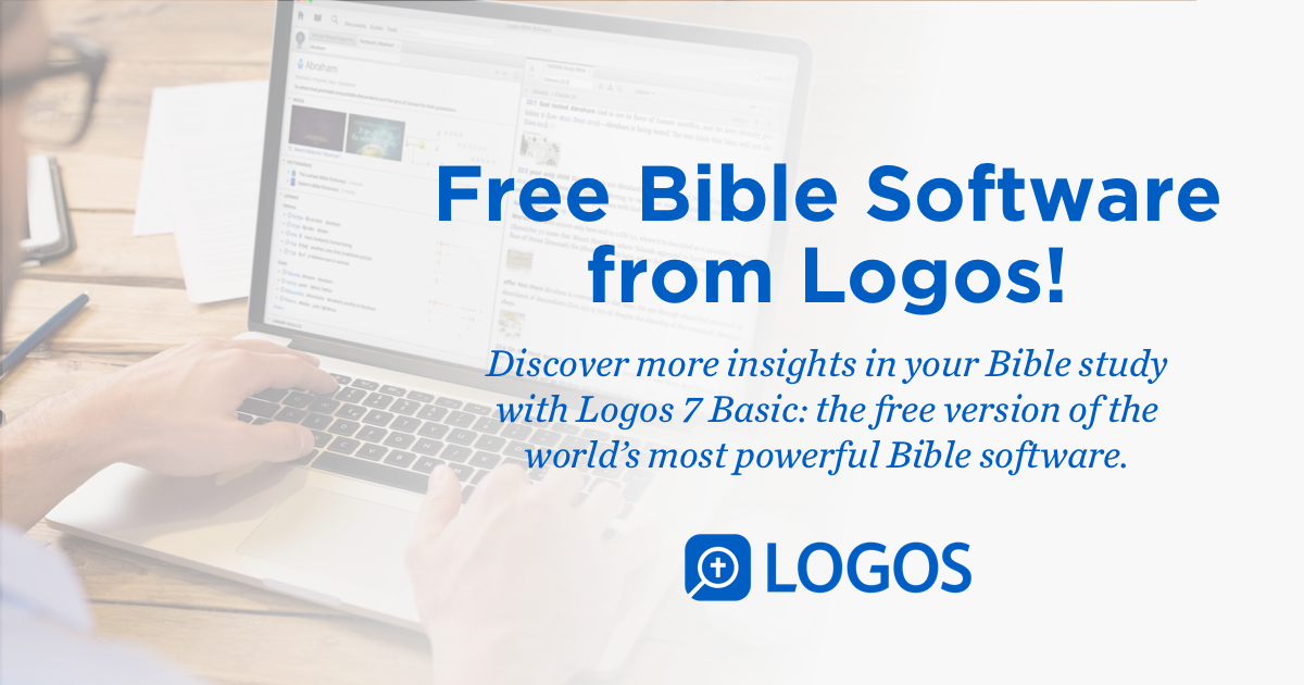 Logos Bible Software - Free Edition | SDC & SCS Library