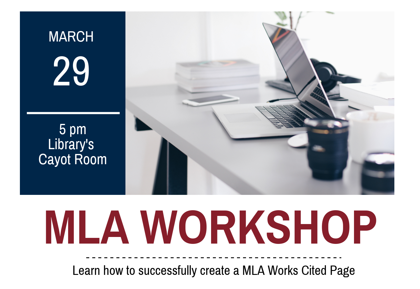 MLA Workshop